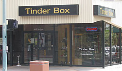 Palm Springs Tinder Box - Pipes, Pipe Tobacco, Cigars, Smoking Accessories, Unique Gifts and More!