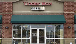 Tinder Box Fairview Heights - Pipes, Pipe Tobacco, Cigars, Smoking Accessories, Unique Gifts and More!