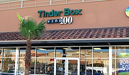 McAllen Tinder Box -