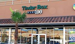 McAllen Tinder Box -