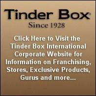 Click here to visit Tinder Box International